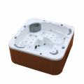 Outdoor Whirlpool Torina Sterling Silver