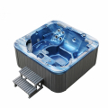 Outdoor Whirlpool Torina Ocean Blue